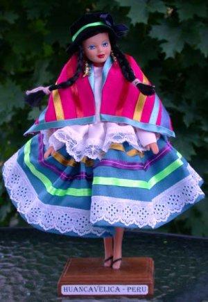 Peruvian Doll - Huancavelica