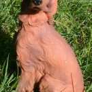 Irish Setter Dog Figurine 6""