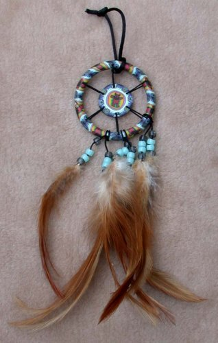 Dreamcatcher Small Blue