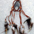 Dreamcatcher Double-Four Sided  Small Brown