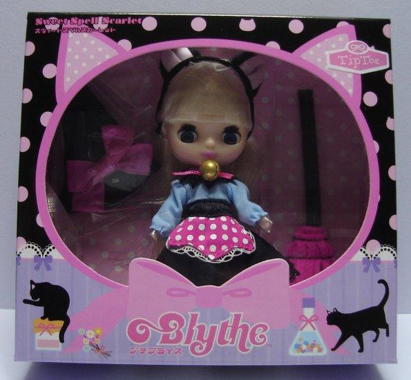 Blythe Doll Petite Sweet Spell Scarlett Takara Japan