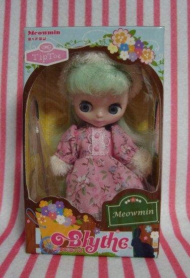 Petite Blythe Meowmin Takara Japan