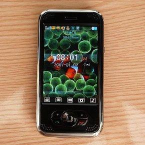 CECT P168 PDA Unlocked GSM Tri Band MP3 Mp4 w/ 1GB SD