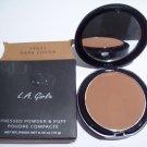 LA Girl Pressed Powder - Dark Cocoa