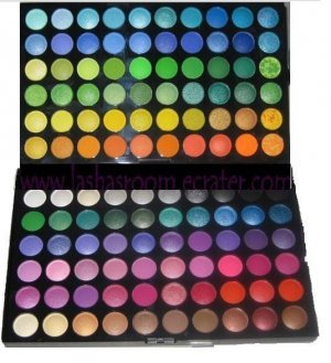 120 COLOR EYE SHADOW PALETTE MAKE UP KIT EYESHADOW