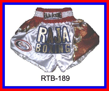 RAJA Muaythai boxing shorts RTB-189