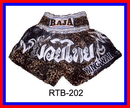 RAJA Muaythai boxing shorts RTB-202