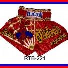 RAJA Muaythai boxing shorts RTB-221