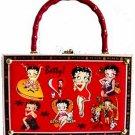 Cigar Box Purse - Betty Boop