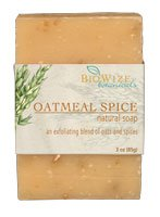 Oatmeal Spice Natural Soap