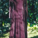 Medieval Renaissance Dress Cotehardie Gown Velvet Wedding LARP SCA