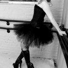 Black adult tutu skirt petticoat XSmall