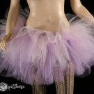 Fairy lavender and baby pink adult dance tutu Large