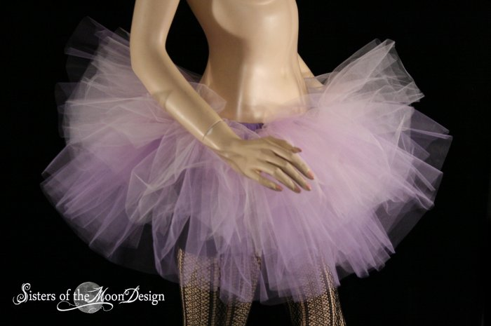 Fairy lavender and baby pink adult dance tutu Medium