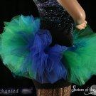 Mermaid Bubble tutu skirt Adult  medium