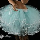 Alice and her pretty little frills adult tutu medium