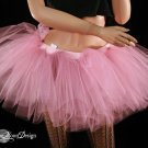 Mauve extra poofy adult tutu petticoat XSmall