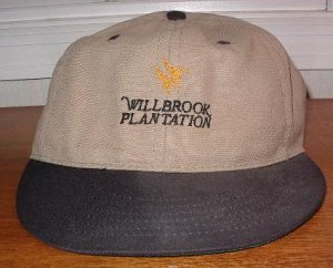 Willbrook Plantation Golf Pawleys Island Litchfield Cap