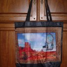 St. Bonaventure Indian Mission & School Tote Bag Dream Catcher Shopper