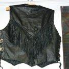 Jamin Leather Vest