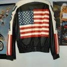 Extreme Biker USA Bomber Jacket