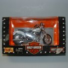 Harley-Davidson 2002 FXDL Dyna Low Rider1:18 Die-Cast Replica