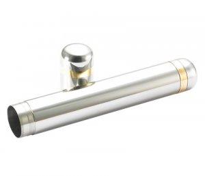 BRAND NEW Silver Single Cigar Holder