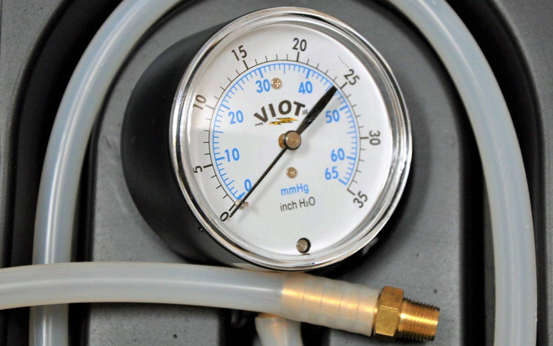 Gas lpg propane appliance manifold line low pressure