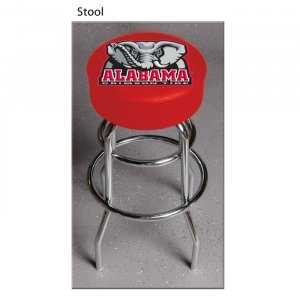 NCAA Alabama Crimson Tide Bar Stool