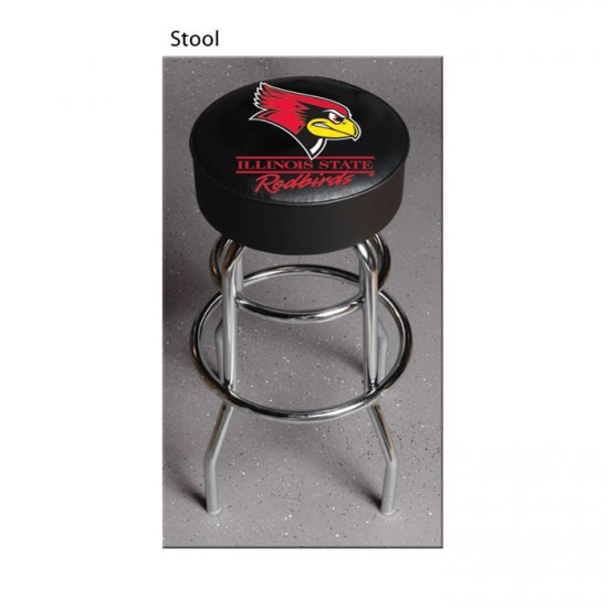 NCAA Illinois State Red Birds Bar Stool