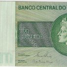 Brazil banknote ND 1 cruzeiro gEF-aUNC