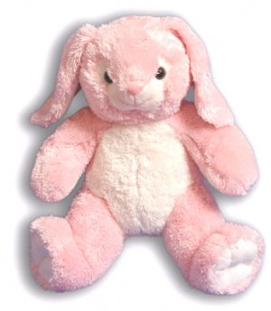 Pink Rabbit 15in Kit
