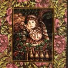 RARE RICHARDSON TAPESTRY ANGEL HOPE NEEDLEPOINT KIT COUNTED NEEDLEPOINT PORTIONS