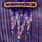 Ann Benson Bargello Style Beaded Brooch Kit Florentine Beadpoint