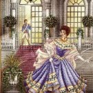 Rare Wentzler Cinderella Cross Stitch Kit Evenweave Midnight Ball