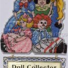 JACKINS COUNTED CROSSTITCH CLASSIC DOLL COLLECTOR KIT