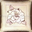 Rare Jinice Beacon Textured Needlepoint Kit Aran Lily Advanced Stitchers