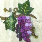 Betty Miles Jiffy Crewel Embroidery Kit Grapes on the Vine