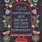 Rare Avery Inspirational Sampler Crewel Gods Hand Stitchery Kit