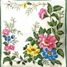 Meredith Scott Classic Wild Roses Needlepoint Kit Elsa Williams
