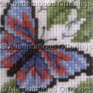 Kellogg  Butterfly Counted Cross Stitch Kit