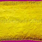 Rare Chrimes Tone on Tone Sculptured Jacobean Pillow Embroidery Kit Elsa Williams