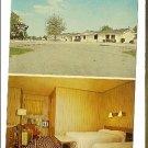 PALOMINO MOTEL Highway 70 MEMPHIS TN TENNESSEE 60S postcard