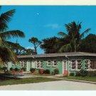 Char Bon Apartments Fort Lauderdale  FL Florda postcard