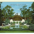 Balboa Park San Diego CA California Botanical Building postcard