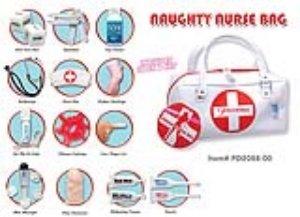 NAUGHTY NURSE BAG