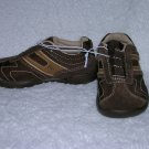 Cherokee Jiovanni Boy's Brown Sneakers Size 10 1/2