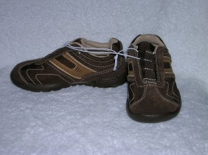 Cherokee Jiovanni Boy's Brown Sneakers Size 10 1/2