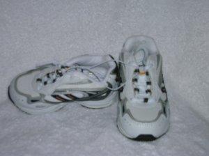 Prospirit Mario Boy's White/Blue Sneakers Size 7 1/2
