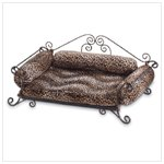 Safari Print Pet Bed 35269